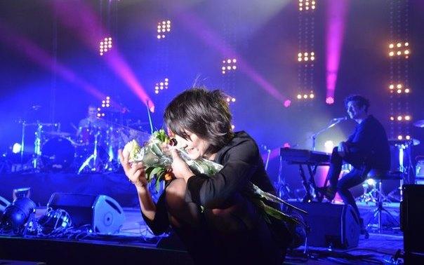 Земфира. Отчет с концерта в Киеве