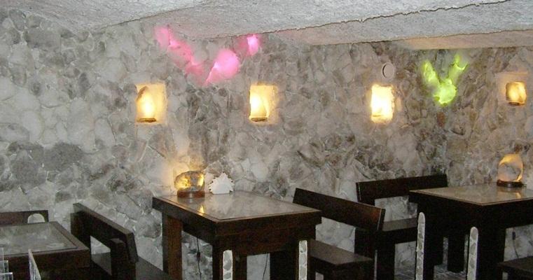 Кафе «Соляная пещера»