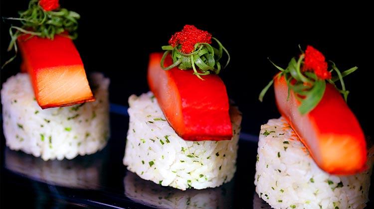 Суши-бары Киева. Где поесть суши