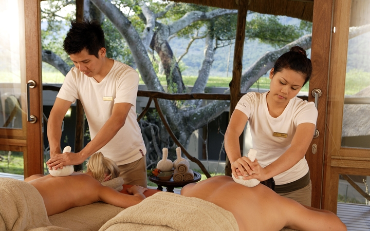 Тайский массаж — ощущение внутренней гармонии
