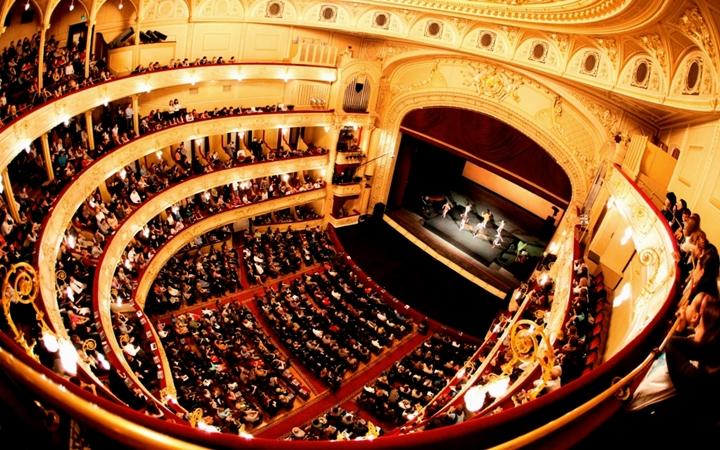 Театральный уик-энд