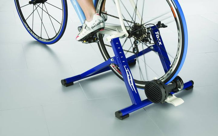 Занятия на велотренажерах