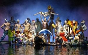 Alegria от Cirque du Soleil. Факты о шоу