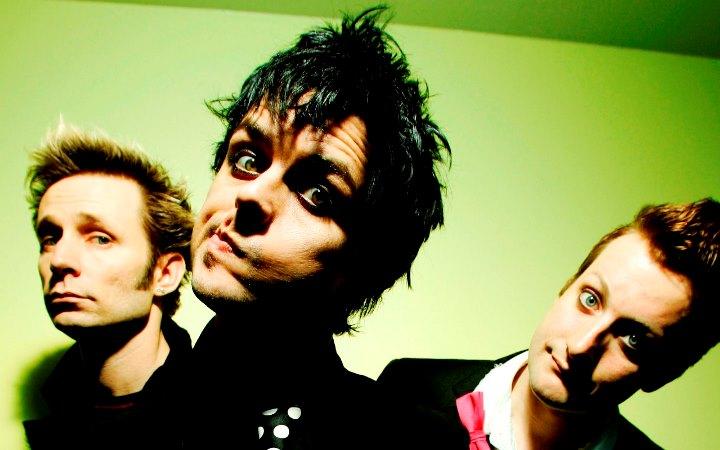 Green Day в Киеве