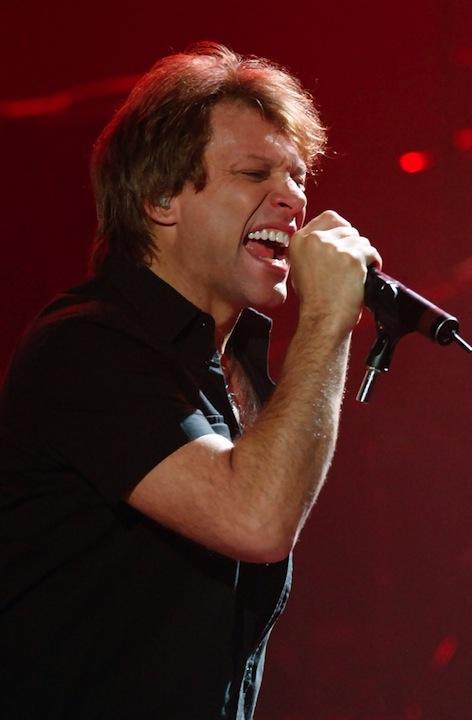 Bon Jovi в Киеве