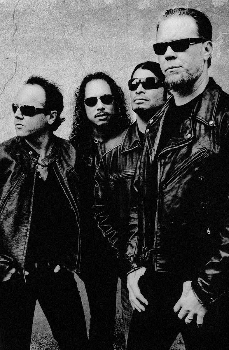 Metallica в Киеве
