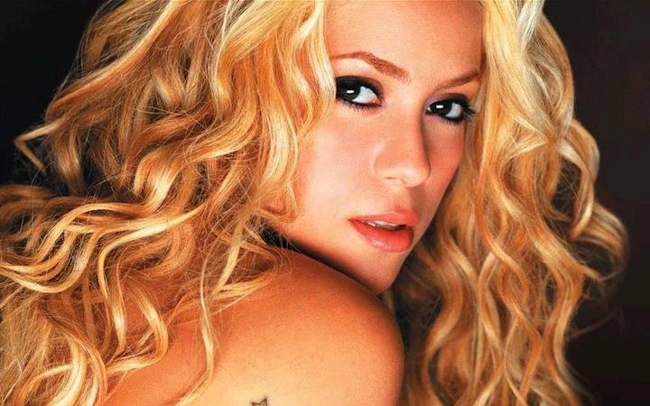 Shakira в Киеве