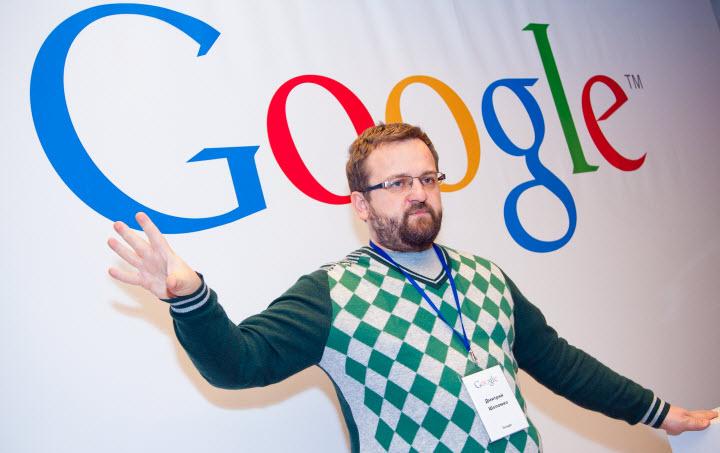 Дмитрий Шоломко Google Украина