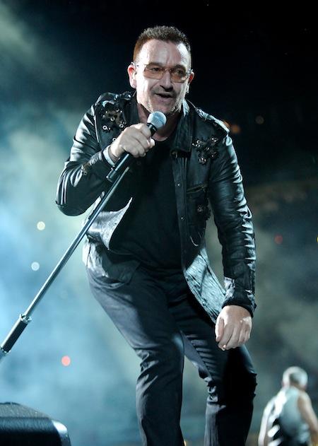 U2 в Киеве