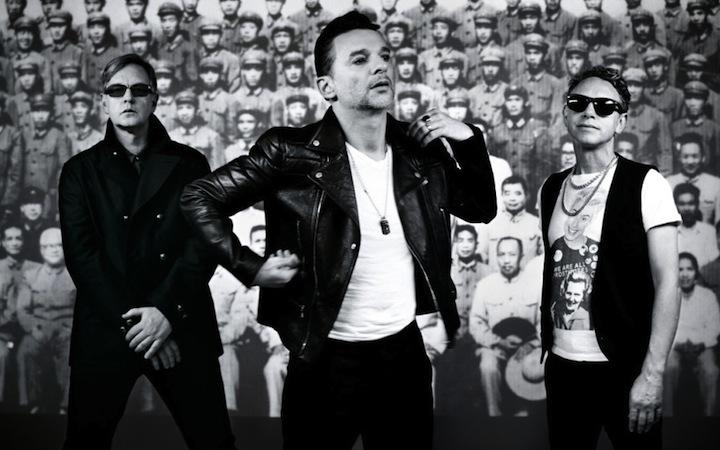 Depeche Mode в Киеве