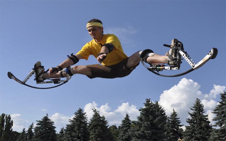 Где попрыгать на джамперах в Киеве
