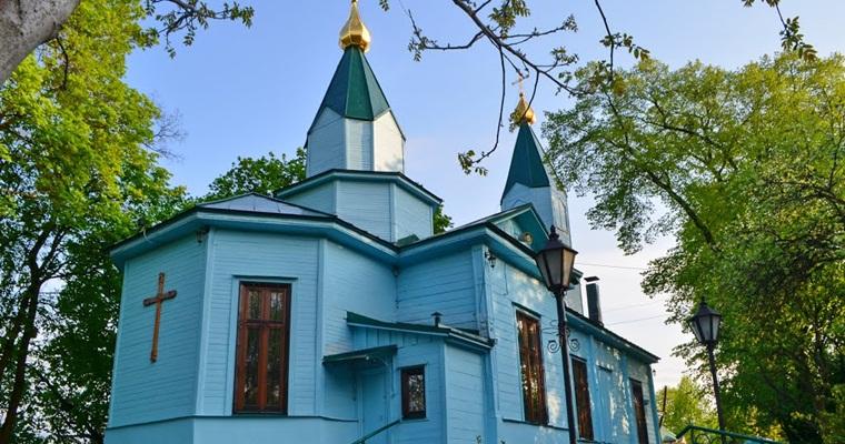 Храм Священномученика Макария