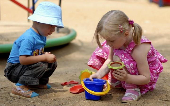 Игры на свежем воздухе с детьми. Во что поиграть с ребенком