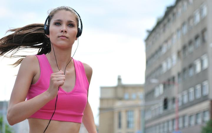 Как правильно дышать во время занятий фитнесом