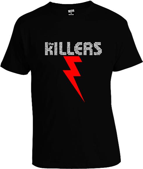 Killers футболка