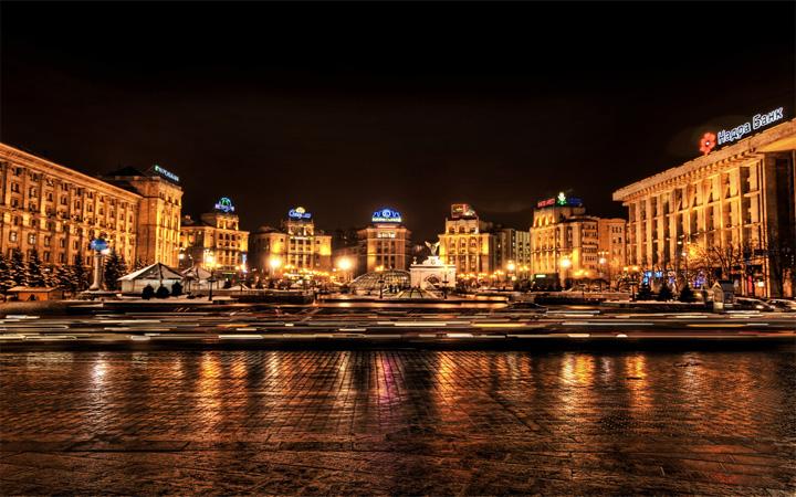 Экскурсия: Вечерний Киев