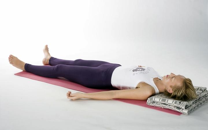 Позы йоги для глубокой релаксации