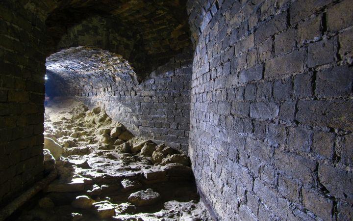 Экскурсия подземный Киев