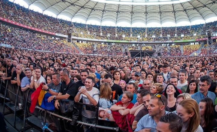 Подробности приезда Depeche Mode