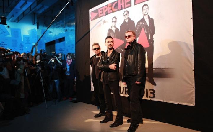 Depeche Mode в Украине