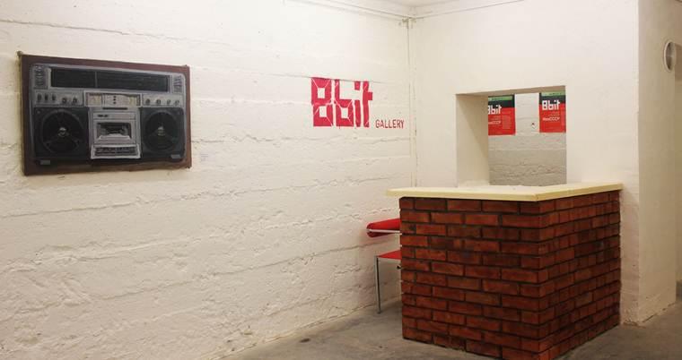 Галерея современного искусства 8bit Gallery