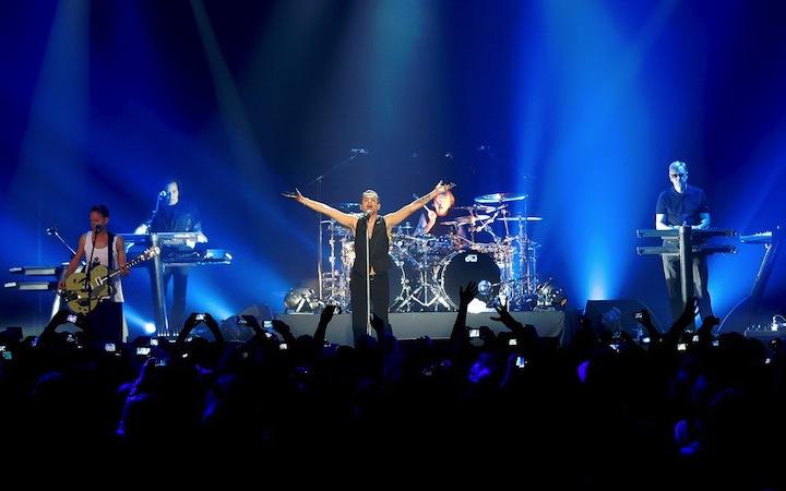 Depeche Mode. Конкурс