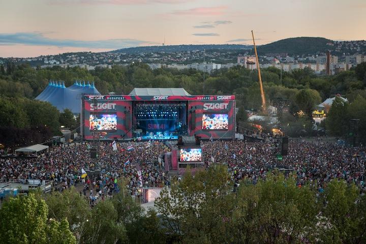 Легендарный венгерский фестиваль теперь в Украине