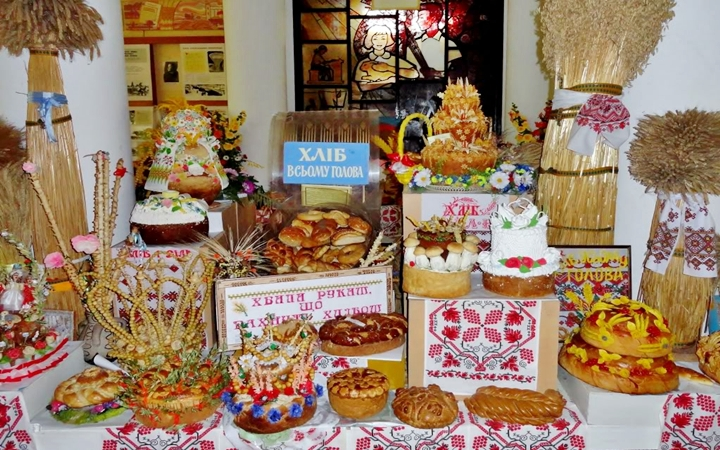 Музей хлеба в Киеве