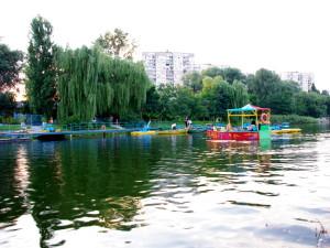 Лодочные станции Киева