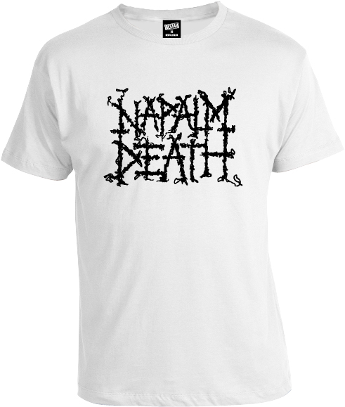 Napalm Death футболка