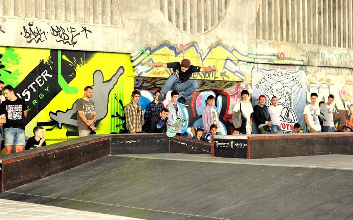 Скейт-парки Киева