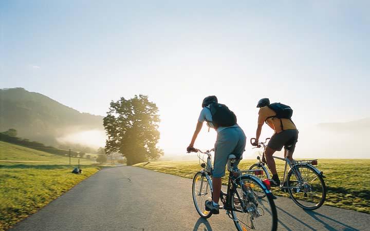 Идея на выходные: Велопрогулка по Киеву