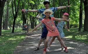 Семейный клуб «Авант». Детский лагерь в Киеве