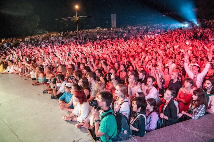 Десятый юбилейный фестиваль Країна мрій