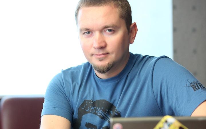 Роман Сулима (Sanoma Ukraine)