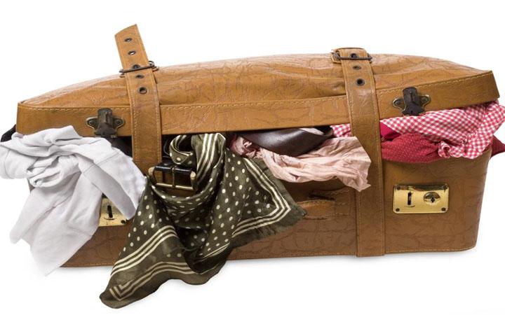 Собираем чемодан, что взять с собой в отпуск