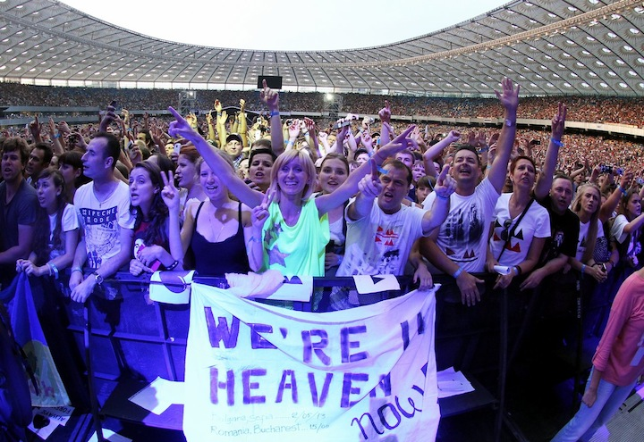Depeche Mode. Киев