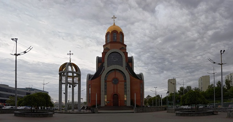 Сайт храма георгия победоносца одесса