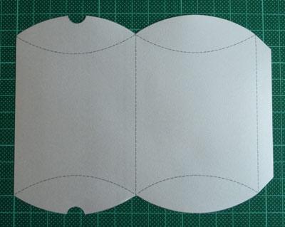 Макет коробки