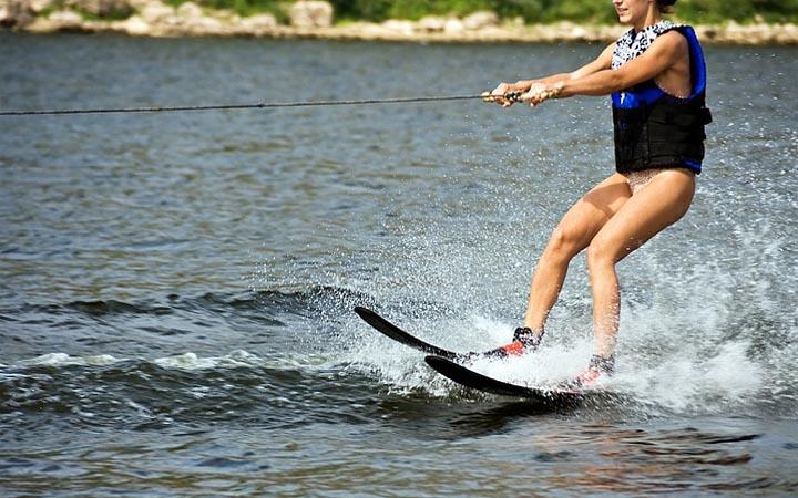 Катание на водных лыжах. Основные принципы