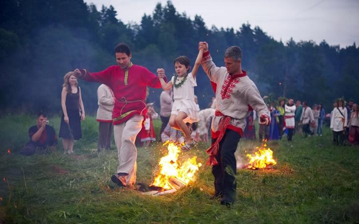 Праздник Ивана Купала 2013 в Киеве. Где отметить