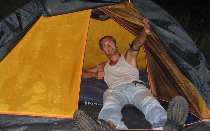 Отдых в палатках: за и против