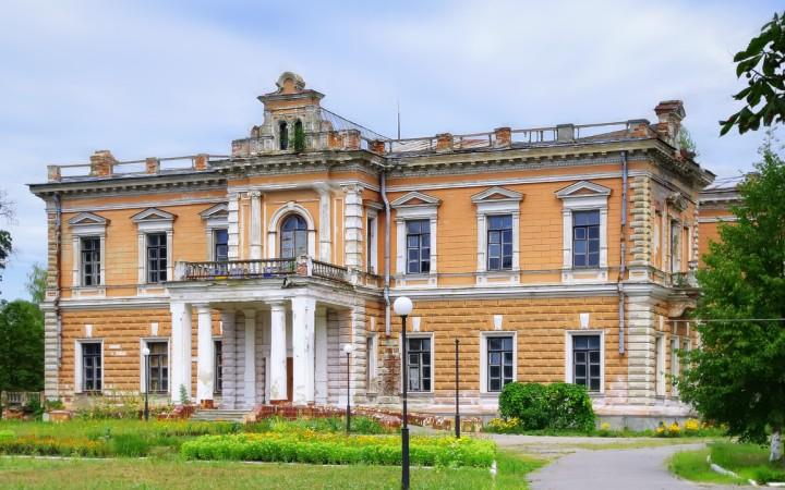 Усадьбы Киево-Житомирщины