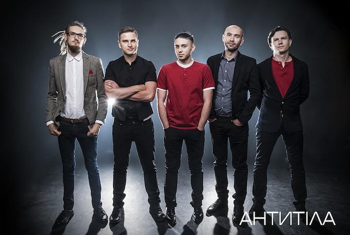 «АнтитiлА». Новый альбом