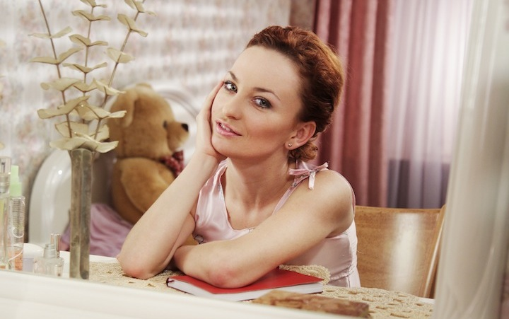 Как отдыхает Виктория Булитко