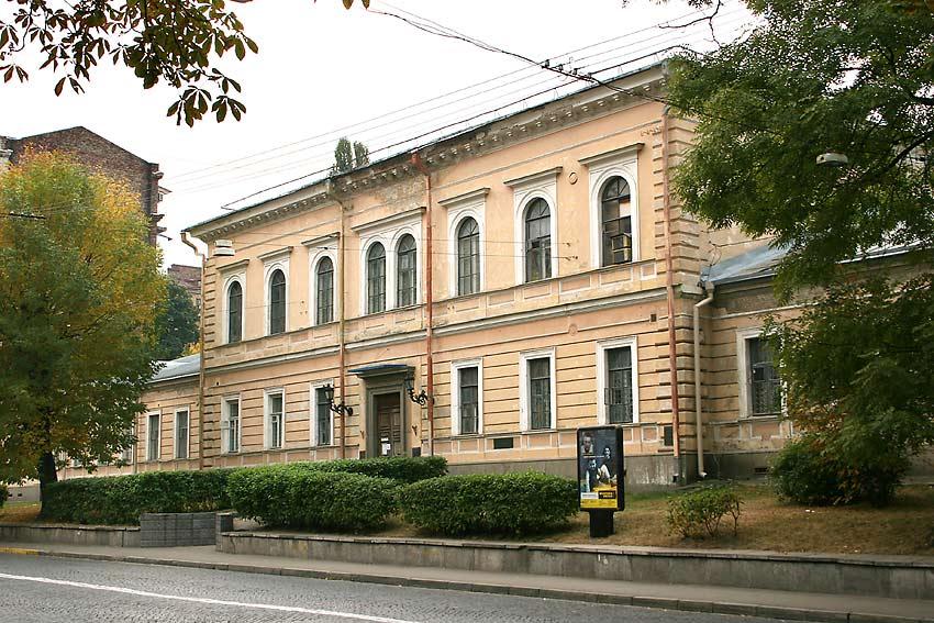 Музей медицины Украины