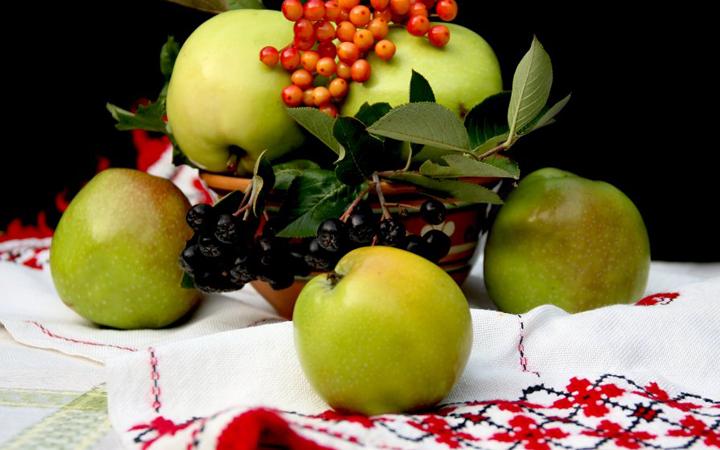 Праздник Второго Спаса. Яблочный спас