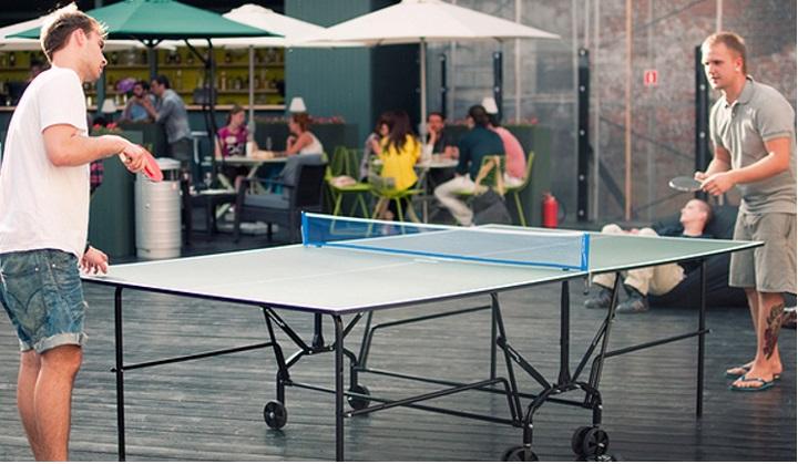 Идея на выходные: Дружеский турнир по пинг-понгу