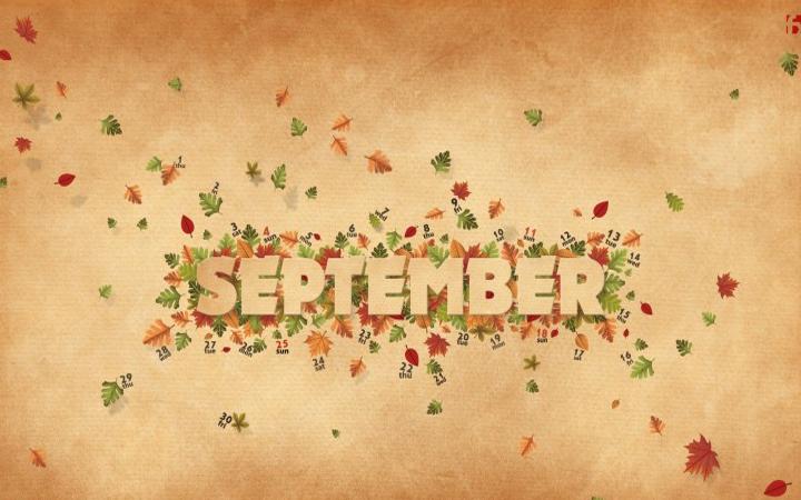 Праздники в сентябре. Как провести выходные