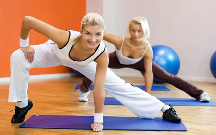Аэробика фитнесс для похудения